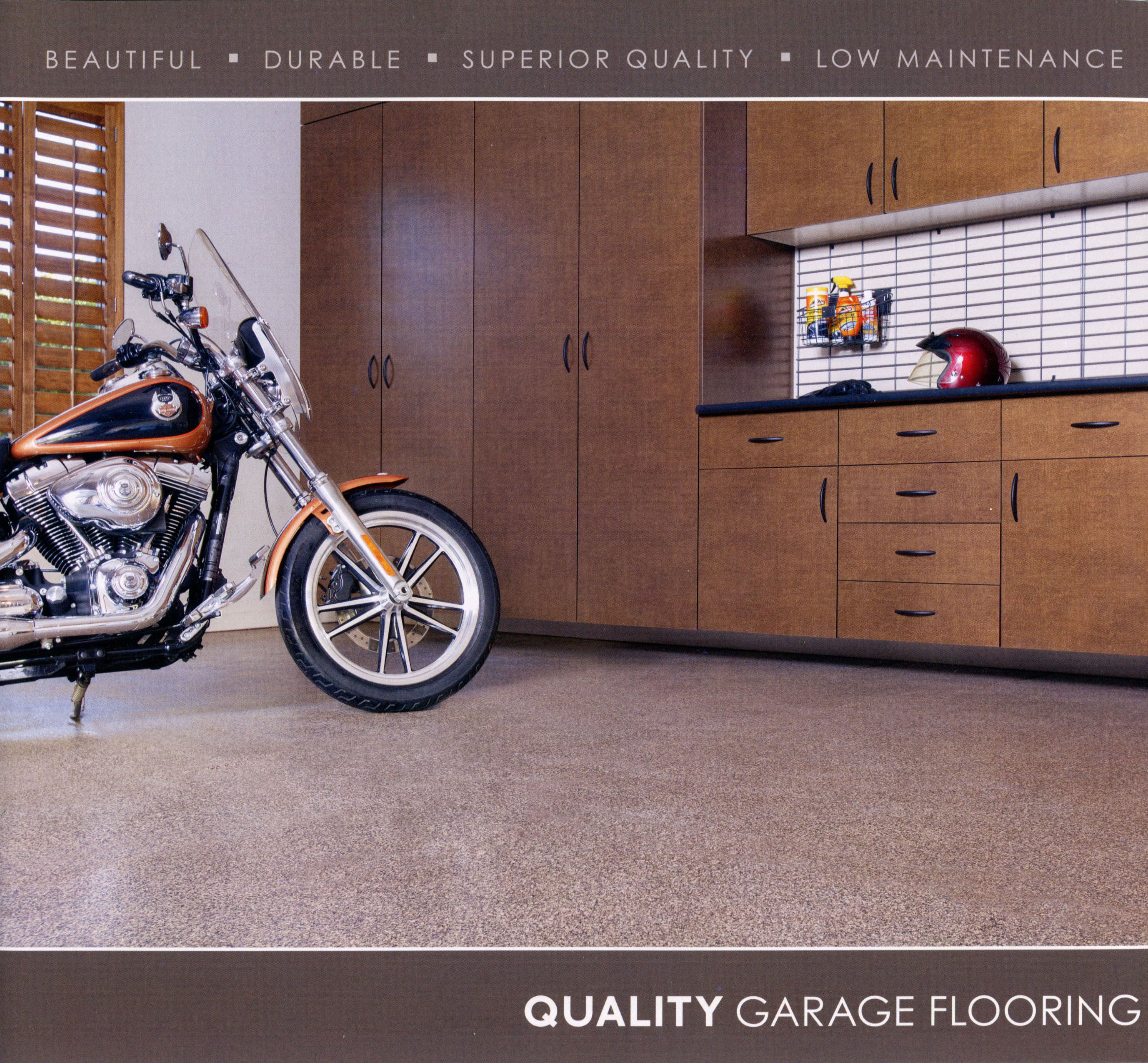 Quality Garage Flooring